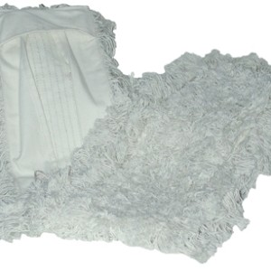 "48x5"" Dust Mop Head W/ Zipper"