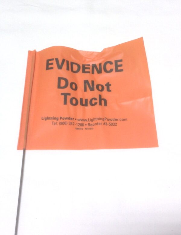 Evidence Marking Flag Pack