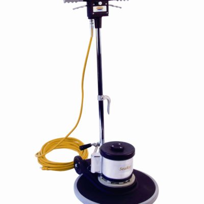 "20"" Tamperproof Floor Burnisher w/Pad"