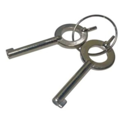 Standard Handcuff Key 10 pack