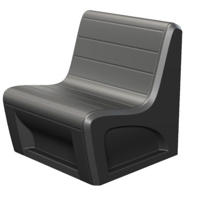 Sabre Chair - Black