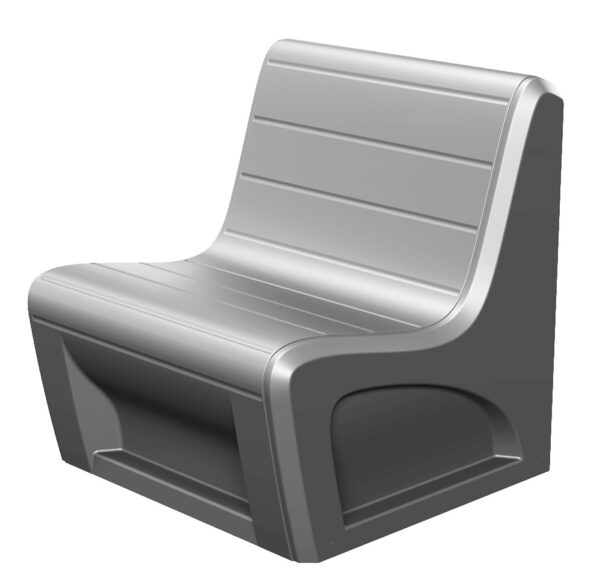 Sabre Chair - Gray