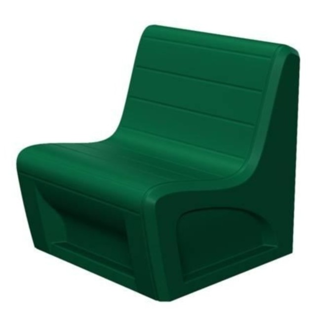 Sabre Chair - Green