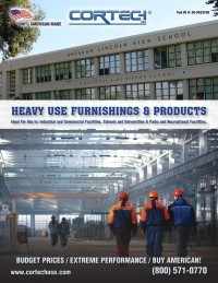CortechUSA Heavy Use Furnishings & Products Catalog