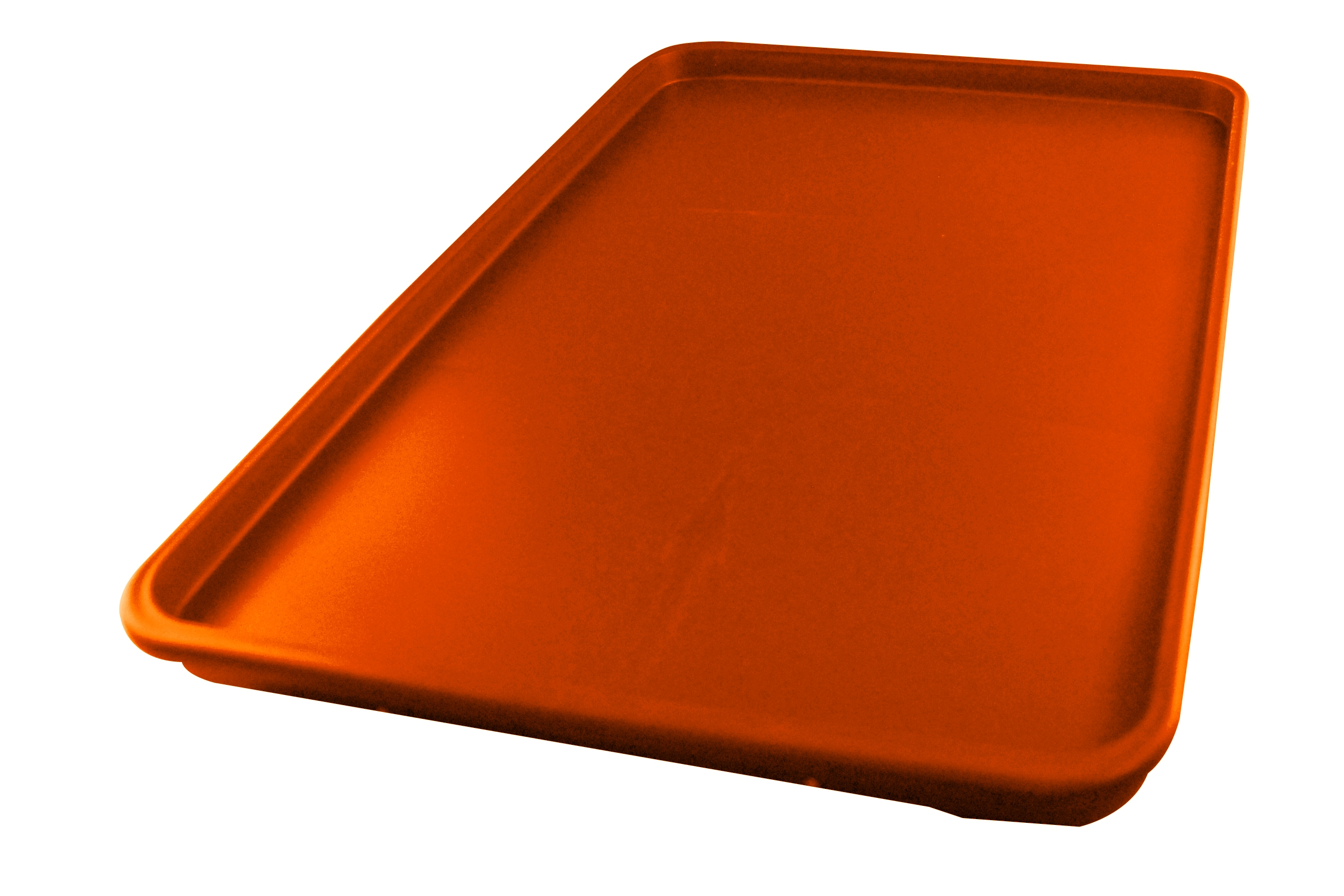 Rock Tray Lid - Orange
