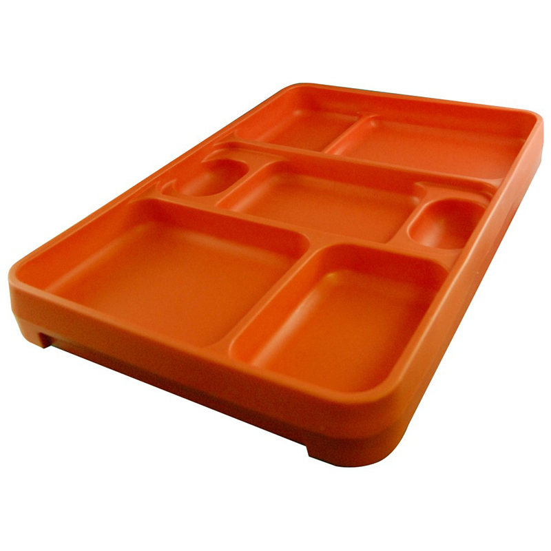 Rock Tray Orange