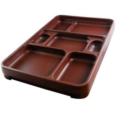 Rock Tray Brown