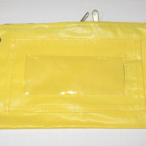 "Valuables Pouch 8""x11"""