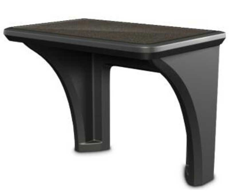 The Endurance Desk is now available in a 100% plastic construction.