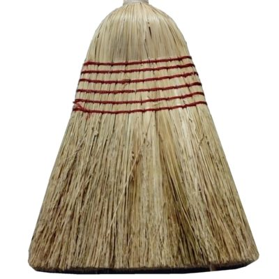 Corn Broom - No Metal - No Wire