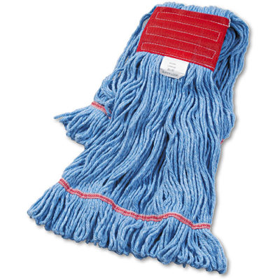 19 oz. Blue Blended Mop Head