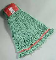 19 oz. Green Blended Mop Head