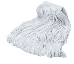 19 oz. White Finish Mop Head