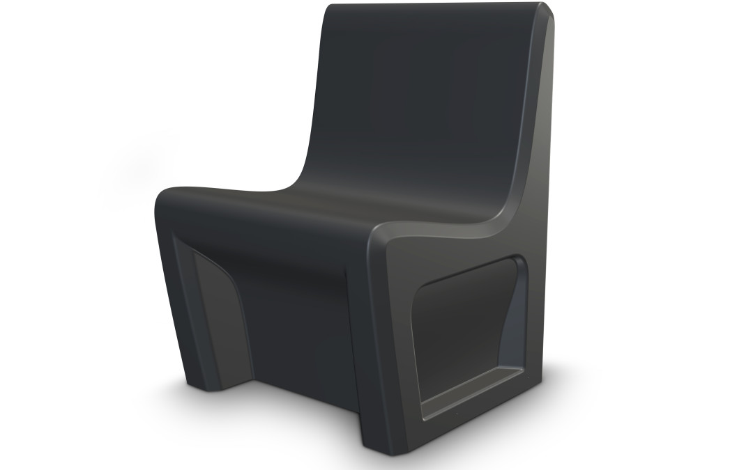 Sentinel Armless Chair