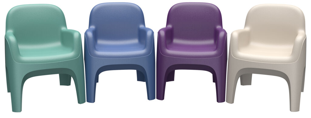 CORTECH New Chair Colors